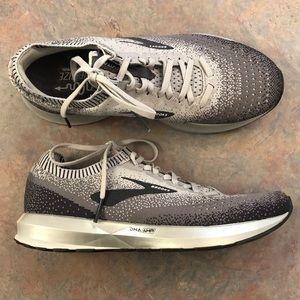 Brooks Levitate 2 Women's Road Running Shoe Gray 9